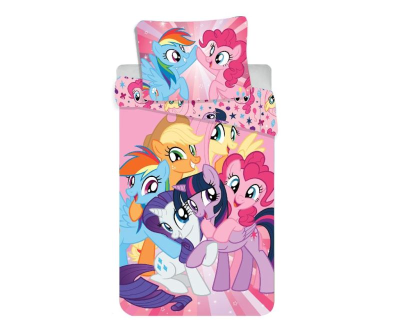 Posteljnina Single My Little Pony
