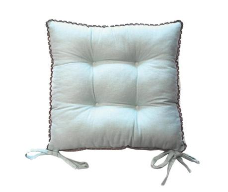 Jastuk za sjedalo Femina Blue 38x38 cm