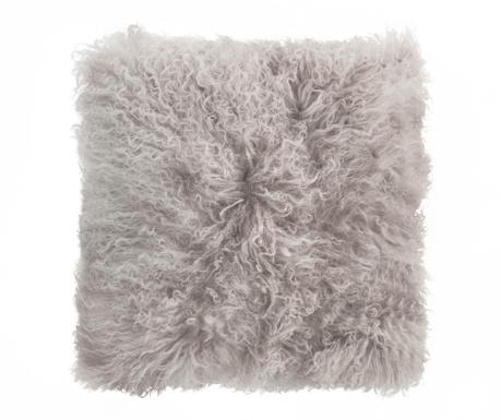 Ukrasni jastuk Fur Grey 40x40 cm