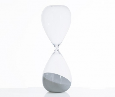 Pješčani sat Tomtime 30 Grey