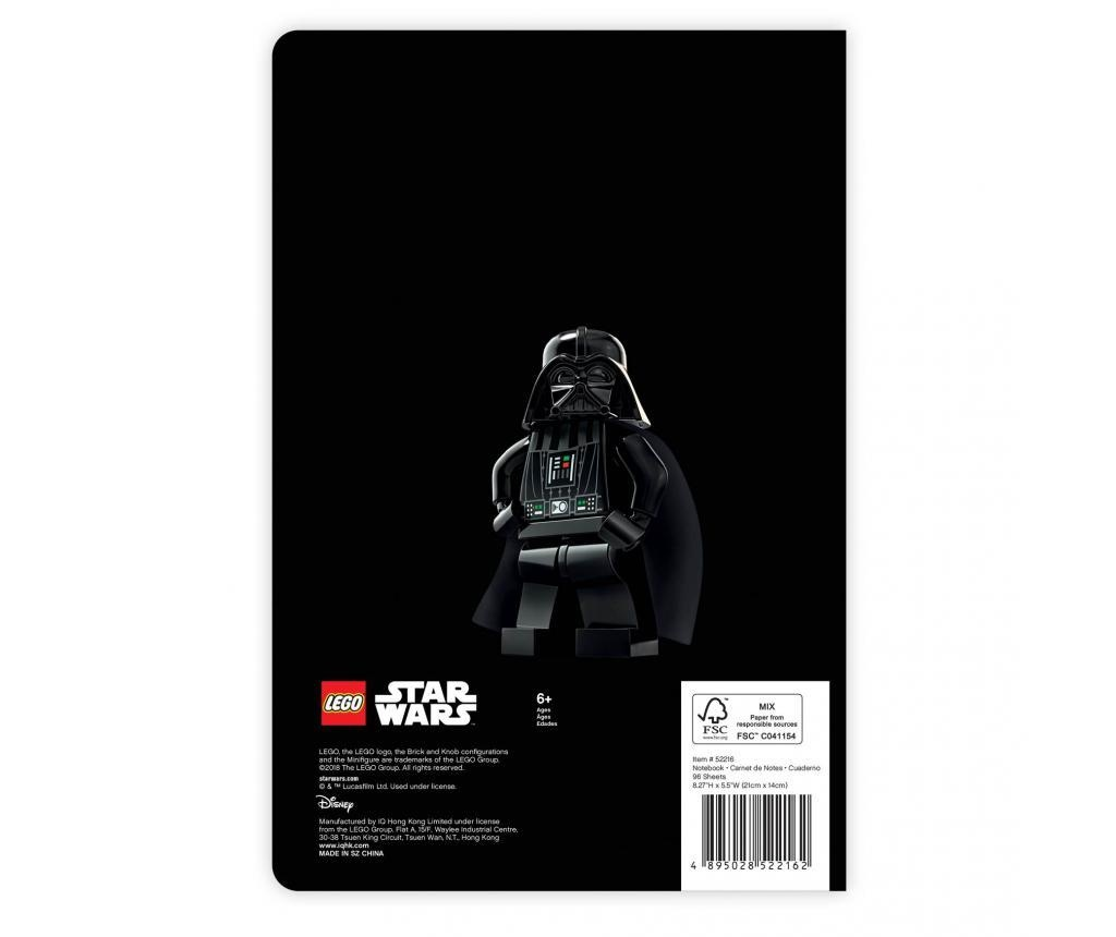Darth Vader Jegyzetfüzet