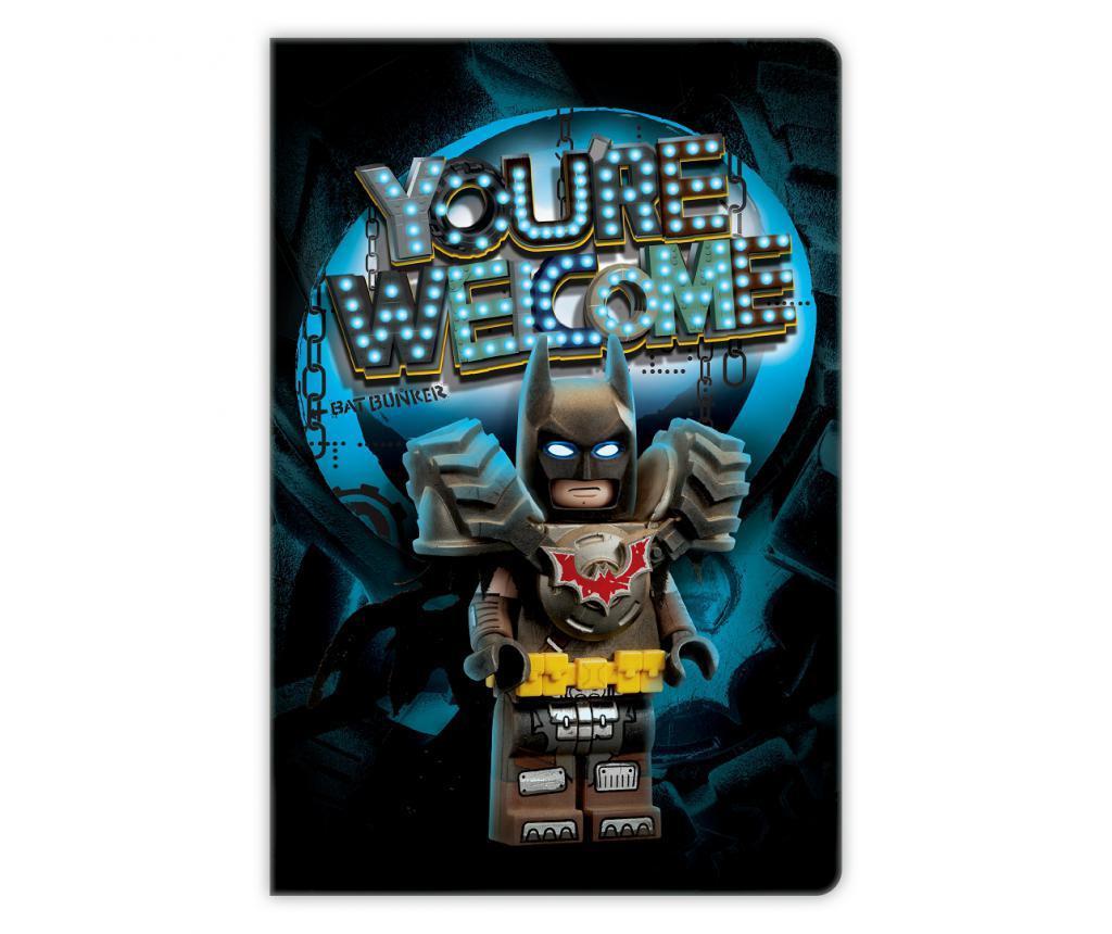 Batman Jegyzetfüzet