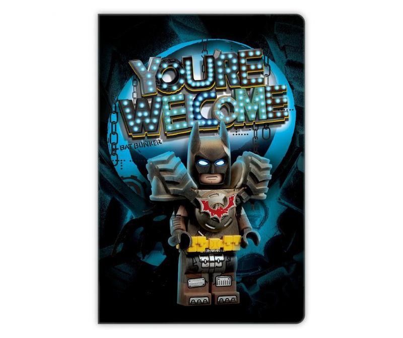 Bilježnica Batman