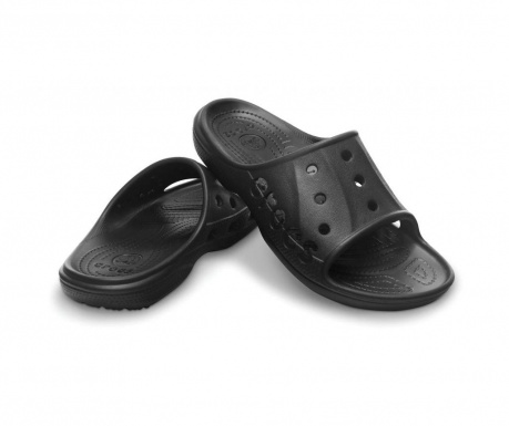 Unisex natikači Baya Slide Black 43-44