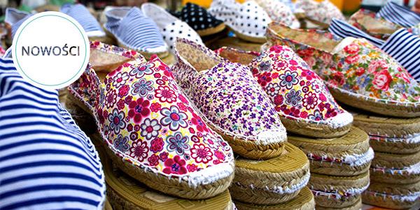 Komfortowe obuwie