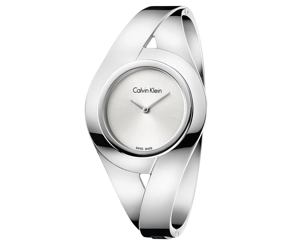 Ženski ručni sat Calvin Klein Sensual Silver and Silver Small