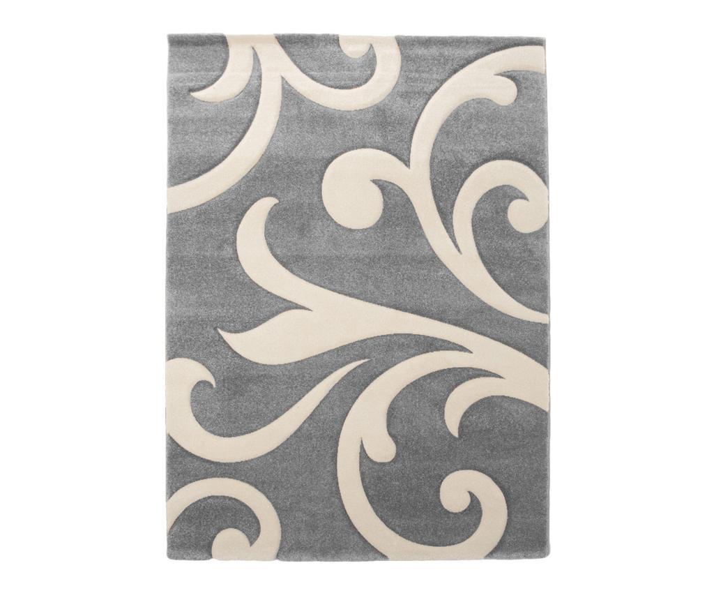 Килим Damasko Grey 60x110 см