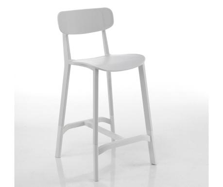 Set 2 stolčića Mara White