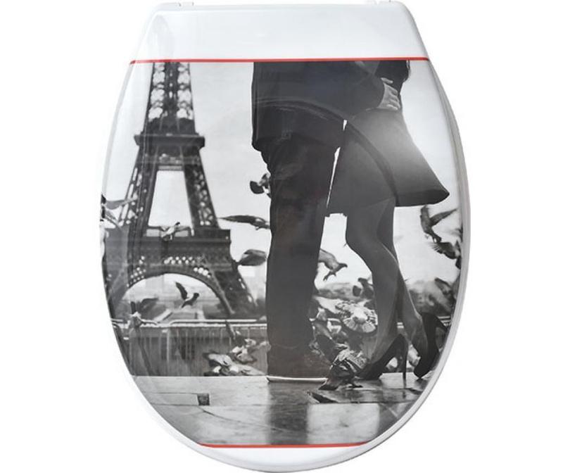 Capac pentru toaleta Parisienne