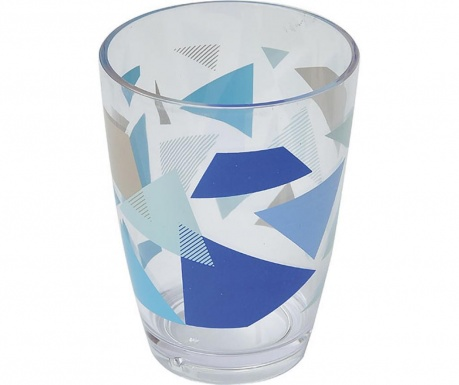 Geometrik Fürdőszobai pohár