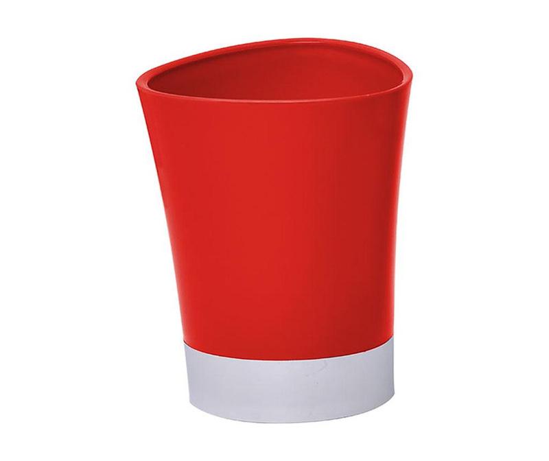 Pahar pentru baie Peva Red