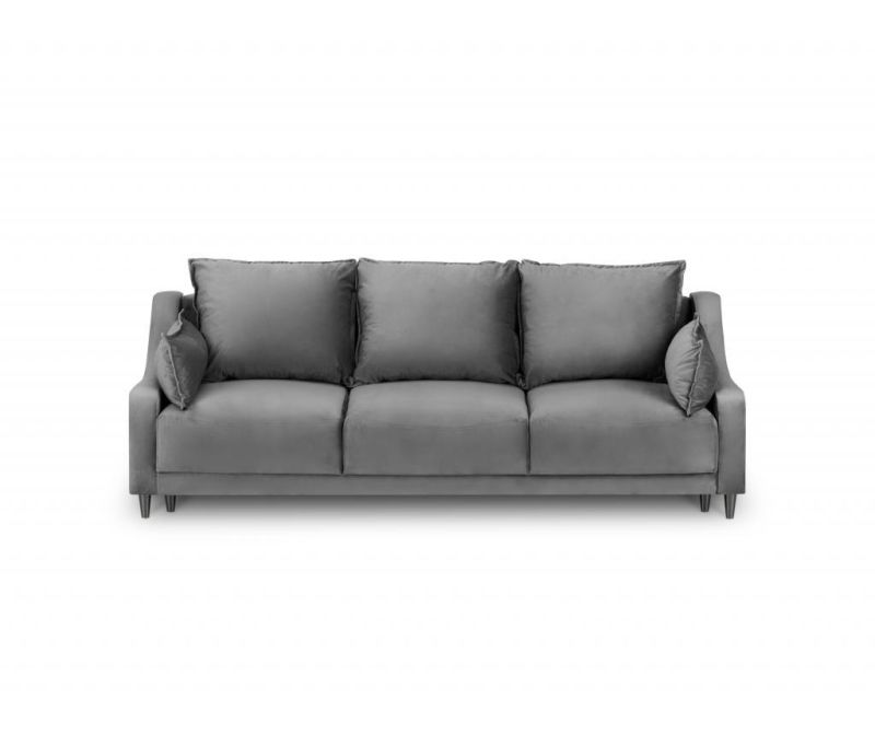 Canapea extensibila 3 locuri Lilas Light Grey