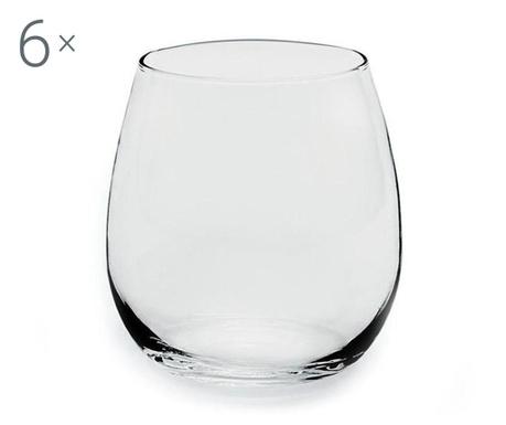 Set 6 čaša Boston 520 ml