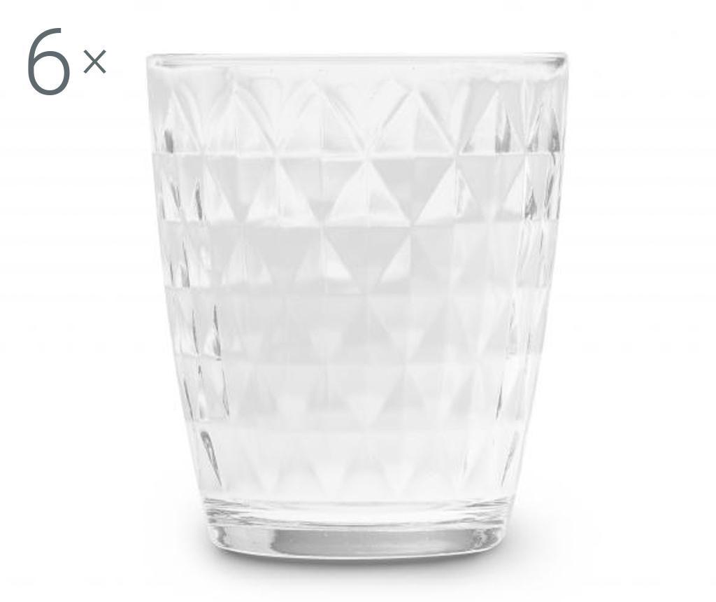 Set 6 čaša za vodu Vienna