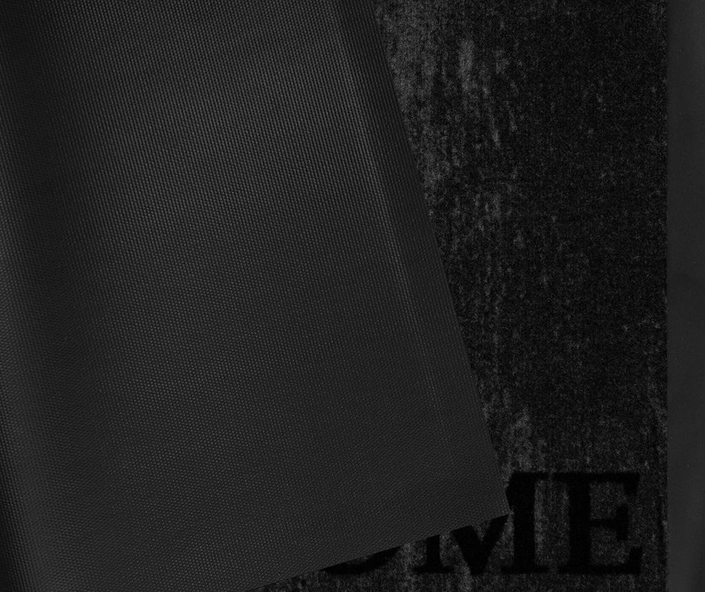 Covoras de intrare Printy Style Grey Anthracite 45x75 cm