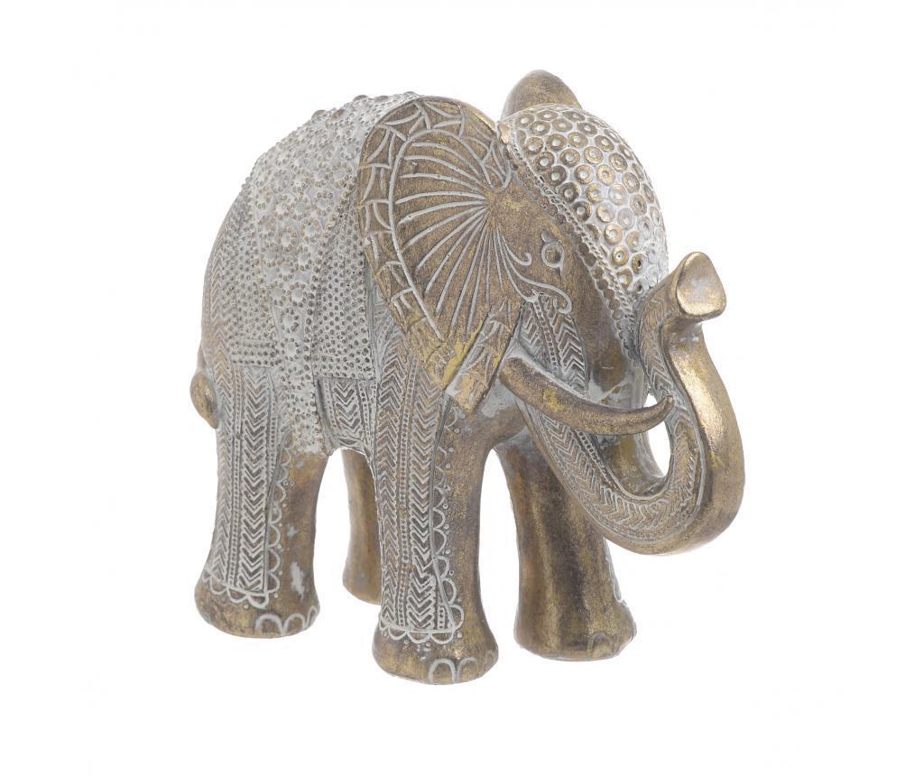 Elephant Piper Dísztárgy
