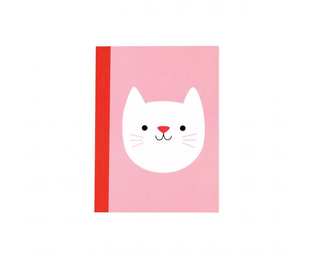 Cookie the Cat Jegyzetfüzet A6