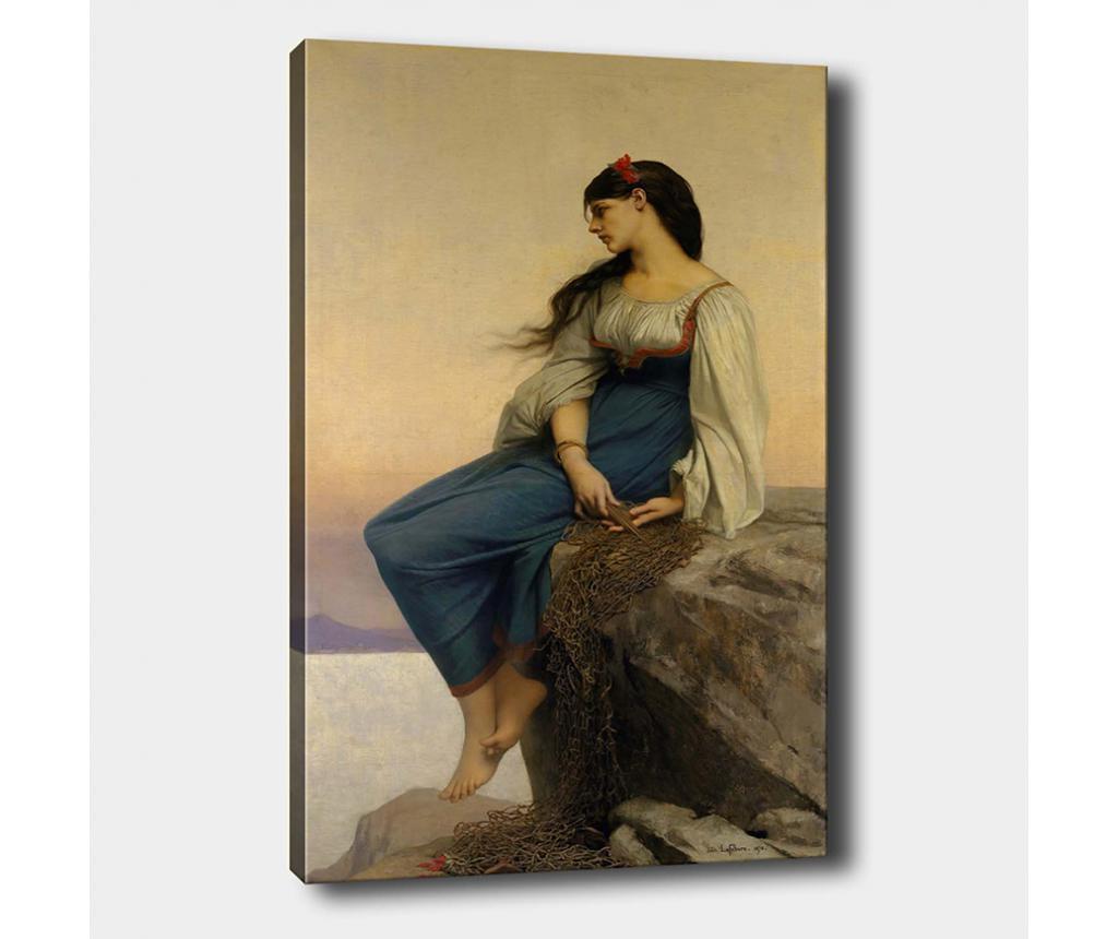 Slika Woman 100x140 cm