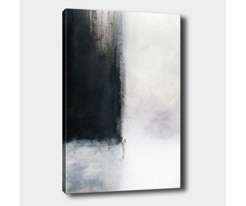 Black-White Kép 100x140 cm