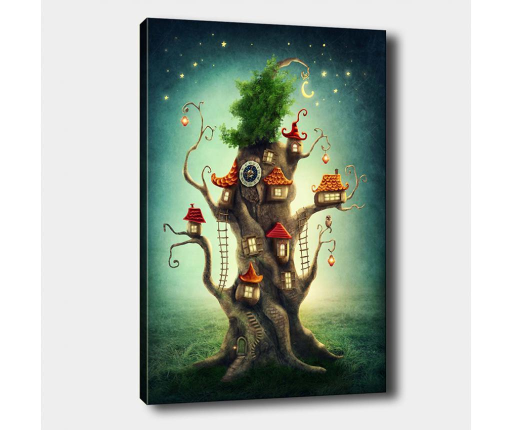 Slika Tree House 40x60 cm