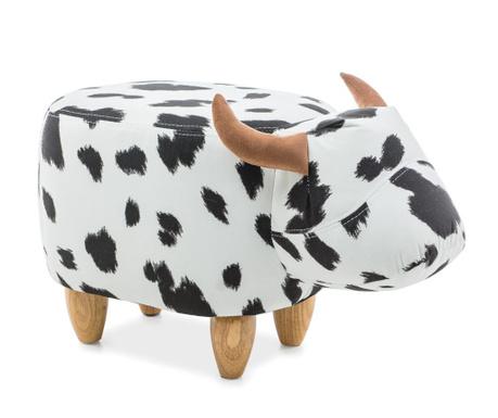Dětský sedací puf Cow