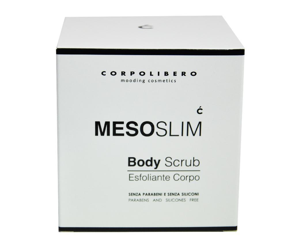 Peeling Mesoslim Bőrradír testgél 500 ml