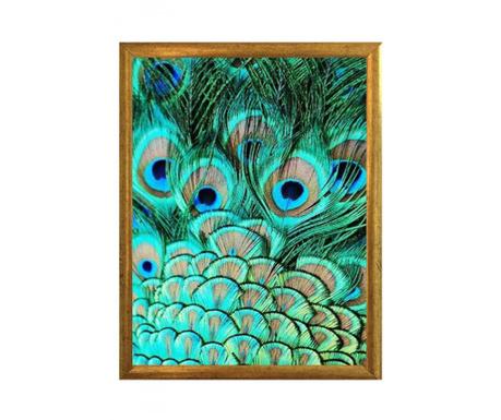 Πίνακας Emerald 23x33 cm