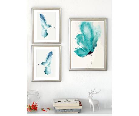 Σετ 3 πίνακες Colibri