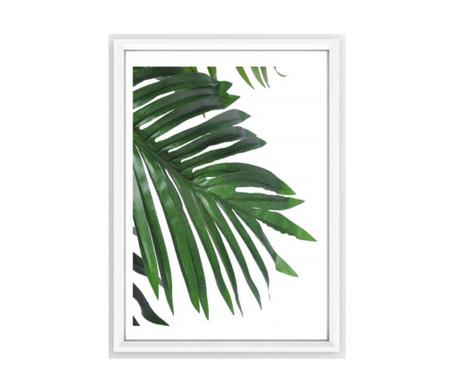 Πίνακας Leaf Palm 23.5x33.5 cm