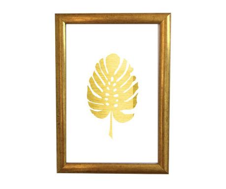 Πίνακας Gold Leaf 23.5x33.5 cm