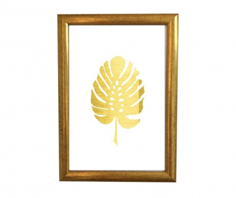 Gold Leaf Kép 23.5x33.5 cm