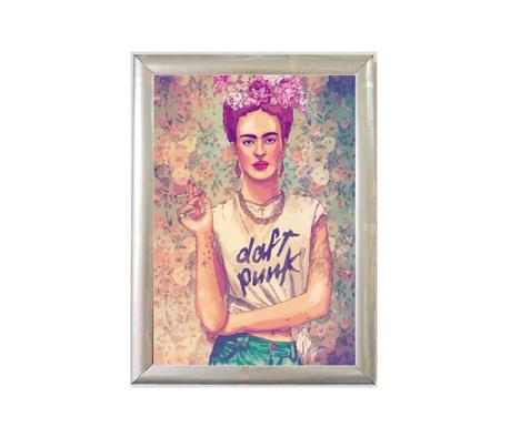 Πίνακας Frida 23x33 cm