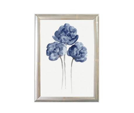 Lotus Flowers Kép 23x33 cm