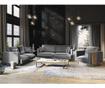 Sofa cu 2 locuri Brunello Light Grey