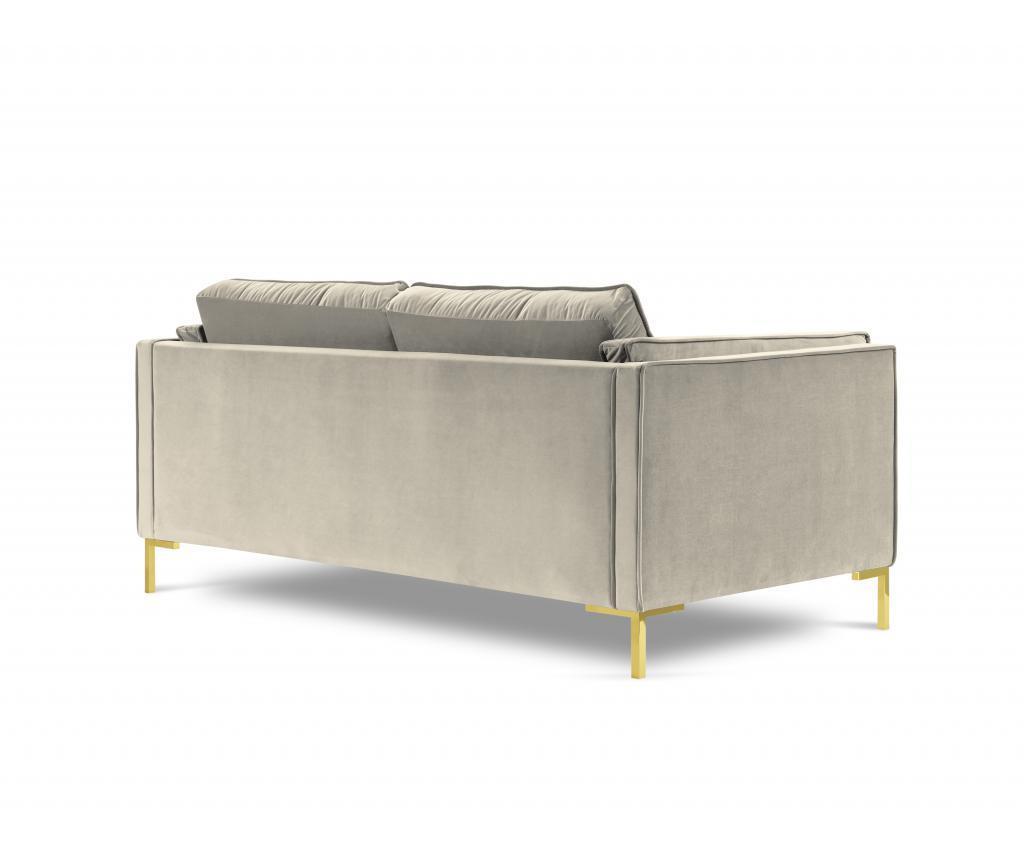 Sofa cu 2 locuri Giuseppe Beige