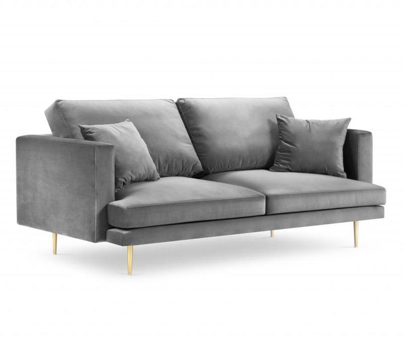 Sofa cu 3 locuri Brunello Light Grey