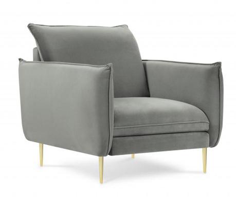 Fotelj Biagio Light Grey