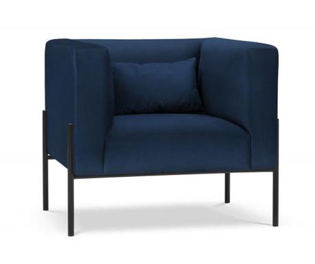 Fotelja Carla Dark Blue