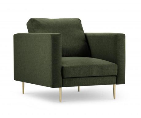 Fotelj Flavio Bottle Green