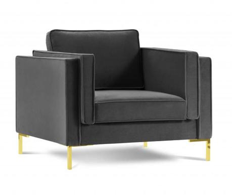 Fotelj Giuseppe Grey