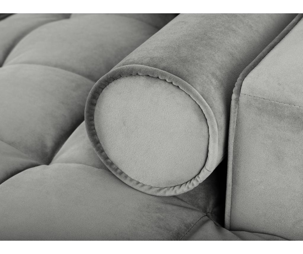 Coltar extensibil stanga Santo Grey