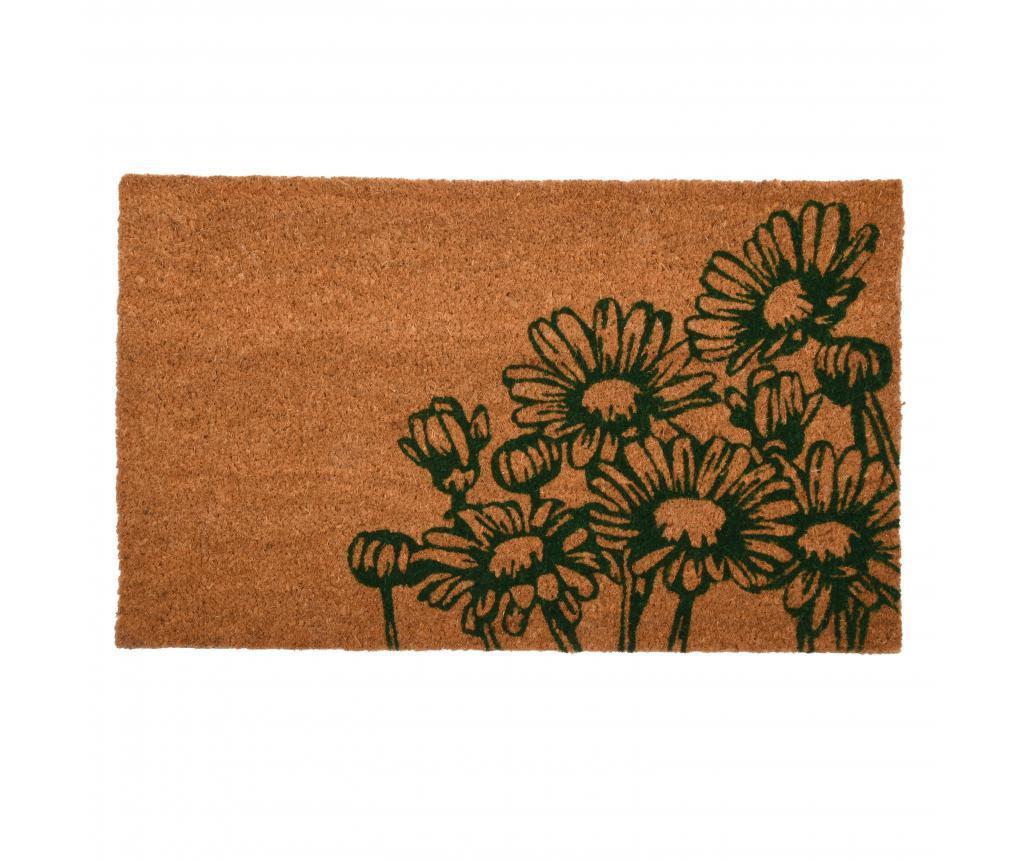 Vchodová rohožka Flowers