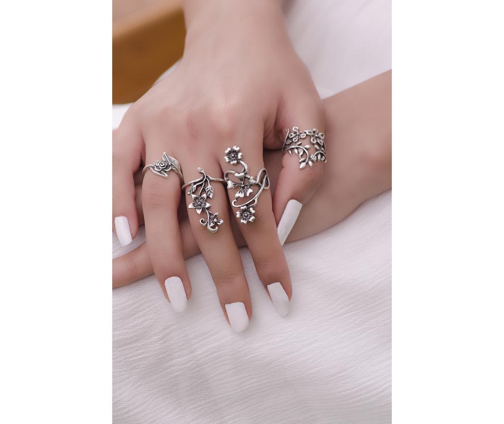 4 db Gyűrű