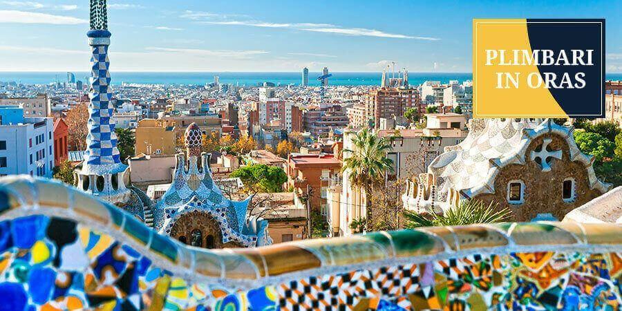 Plimbare in Barcelona