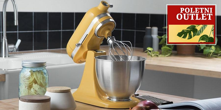 Poletni Outlet: KitchenAid®