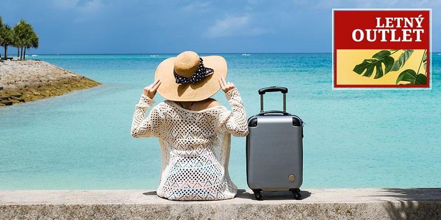 Letný Outlet: Cestujte s My Valice