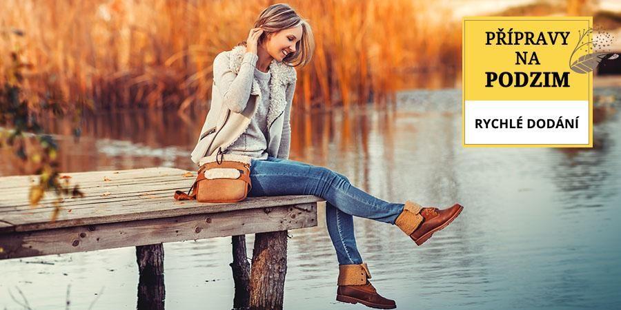 Přípravy na podzim: Móda a styl