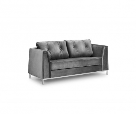 Sofa dvosjed Amour Light Grey
