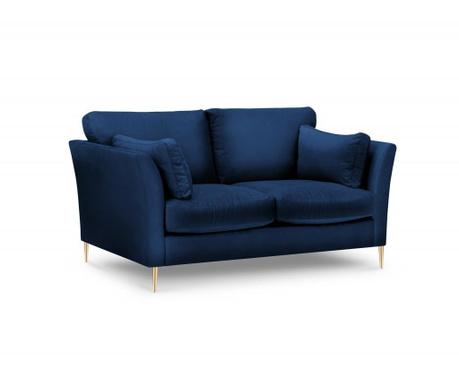 Sofa dvosjed Paris Blue