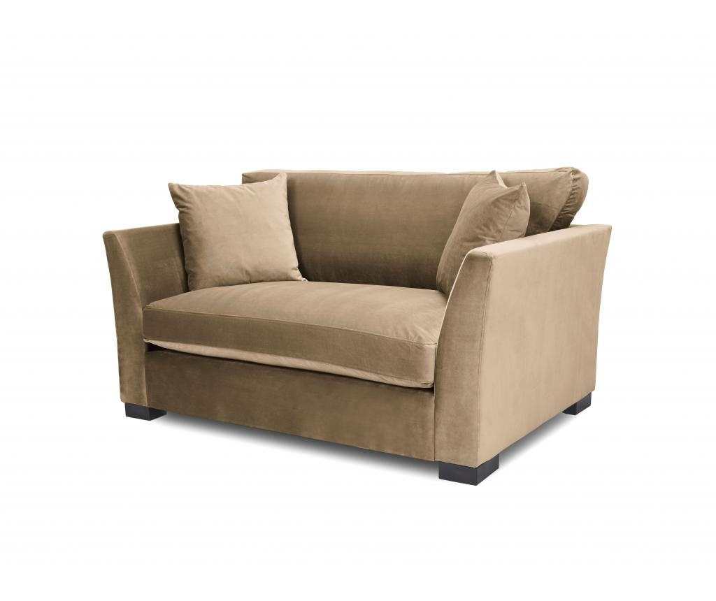 Canapea 2 locuri Times Beige